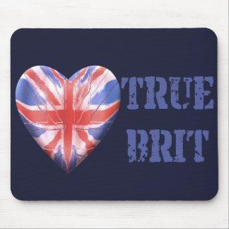 True Brit Mouse Pads