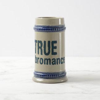 True Bromance (Blue) Beer Stein
