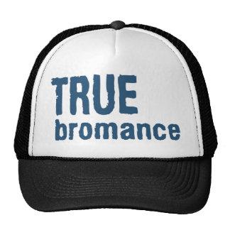 True Bromance (Blue) Mesh Hats