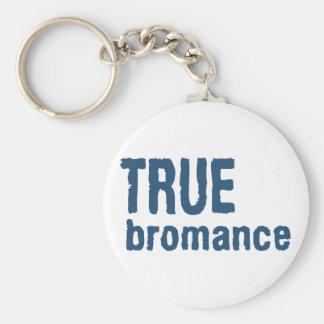True Bromance (Blue) Keychain