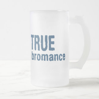 True Bromance (Blue) Coffee Mug