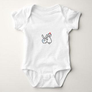 True Bunneh Love Baby Bodysuit