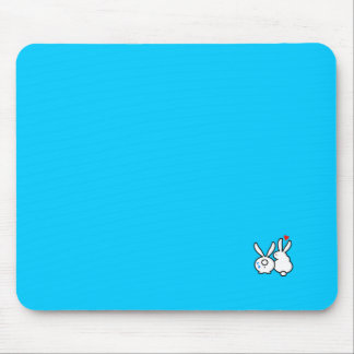 True Bunneh Love Mouse Pad