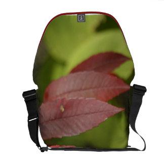 True Camo Leaves Courier Bag