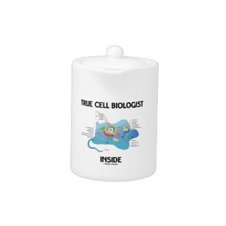 True Cell Biologist Inside (Eukaryote)