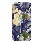True-color image of the entire Earth iPhone 5 Covers