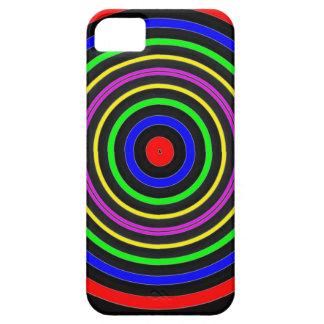 TRUE Color Meditation Mandala Evolution Revolution iPhone SE/5/5s Case