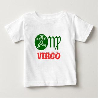 True Color: Virgo Zodiac Symbol Baby T-Shirt