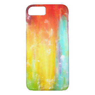 True Colors Abstract Art iPhone 7 Case