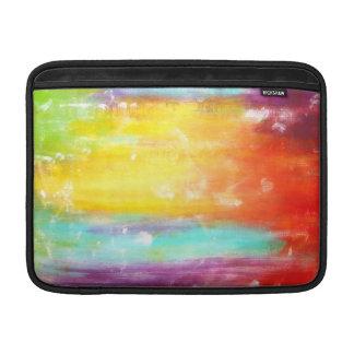True Colors Abstract Art MacBook Air Sleeve
