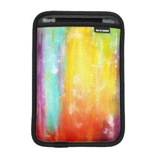 True Colors Abstract Art Sleeve For iPad Mini
