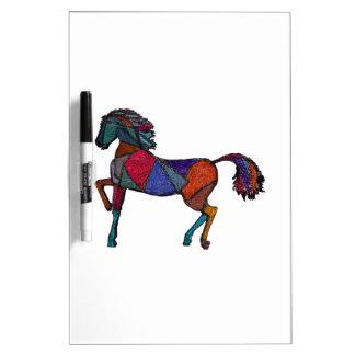 True Colors Dry-Erase Board