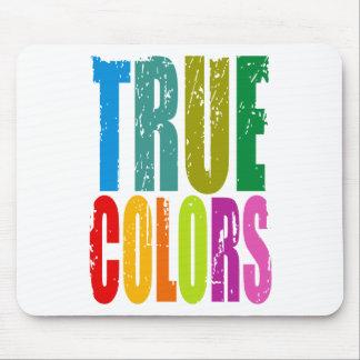 True Colors Mouse Pad