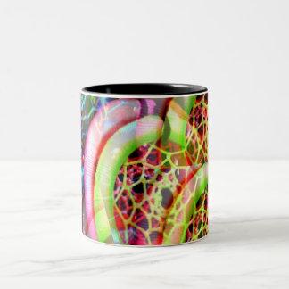 True Colors Two-Tone Coffee Mug