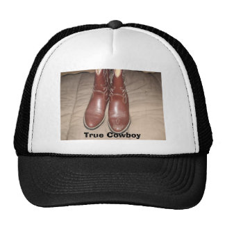 True Cowboy Trucker Hat