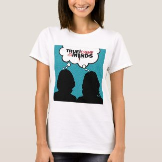 True Crime on Our Minds Logo Basic T-shirt