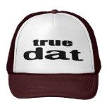 true dat 1.0 trucker hats