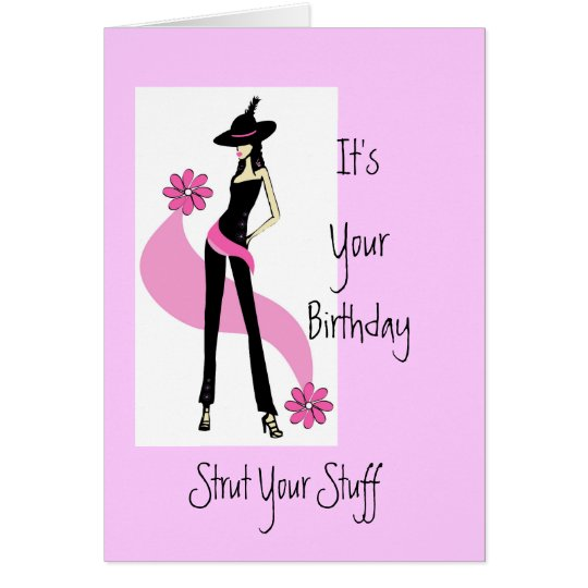 True diva babyboomer birthday card for women zazzle true diva babyboomer birthday card for women bookmarktalkfo Images