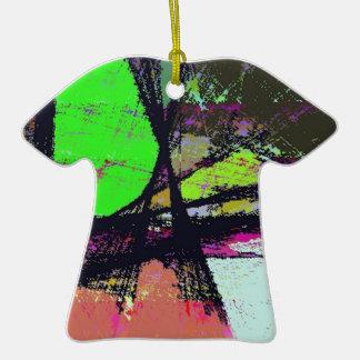 True Escape Ceramic T-Shirt Decoration