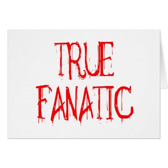 True Fanatic Card