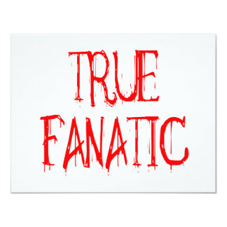True Fanatic Announcement