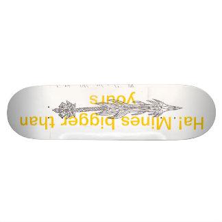 true fantasy weapon skateboards