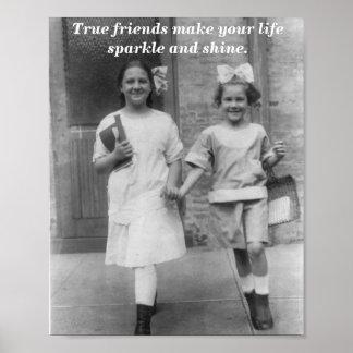 True Friends Poster