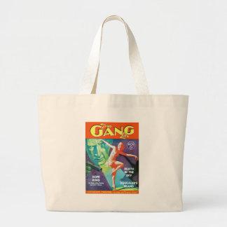 True Gang Life Jumbo Tote Bag