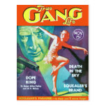 True Gang Life Postcard