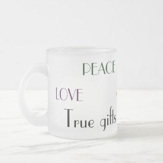 True gifts of Christmas Mug
