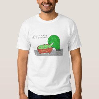 True Guac (guacamole) Stories T Shirt VI