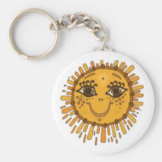 True Happiness Keychain