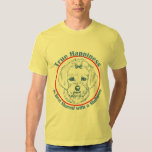 True Happiness with a Maltipoo Tee Shirts