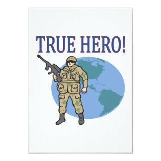 True Hero Card