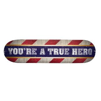 True Hero Skateboard