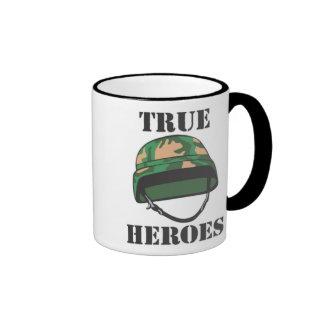 True Heroes Mugs