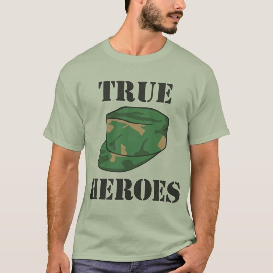 True Heroes T Shirt