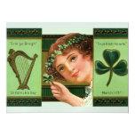 True Irish Hearts Custom Invites