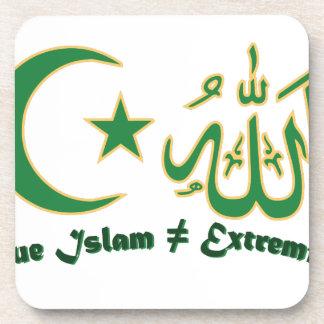 True Islam Coaster