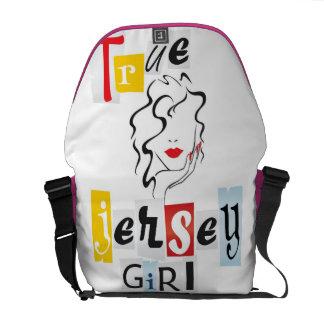 True Jersey Girl Courier Bag
