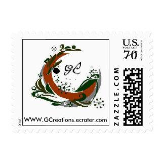 True logo 2, WWW.GCreations.ecrater.com Postage