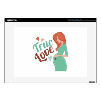 """True Love 15"""" Laptop Skin"""