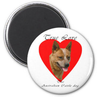 True Love ACD Red Magnets
