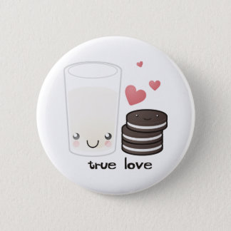 True Love Buttom Button