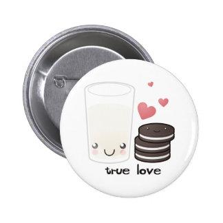 True Love Buttom Button