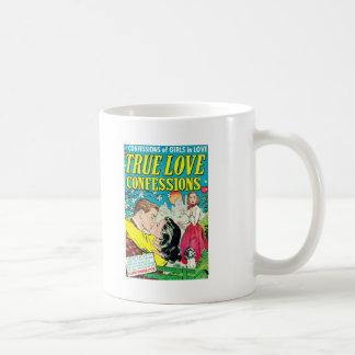 True Love Confessions Coffee Mug