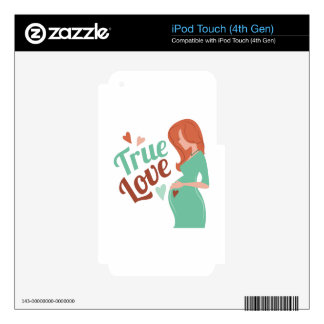 True Love Decals For iPod Touch 4G