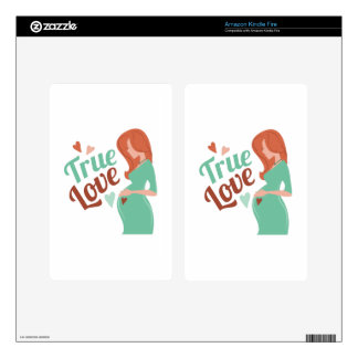 True Love Decals For Kindle Fire