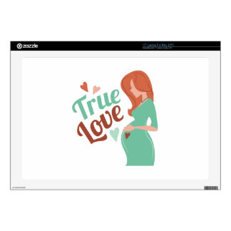True Love Decals For Laptops