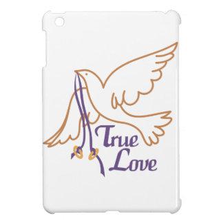 True Love Dove iPad Mini Cover